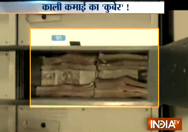 Rs 2.71cr seized from an assistant engineer in Bihar