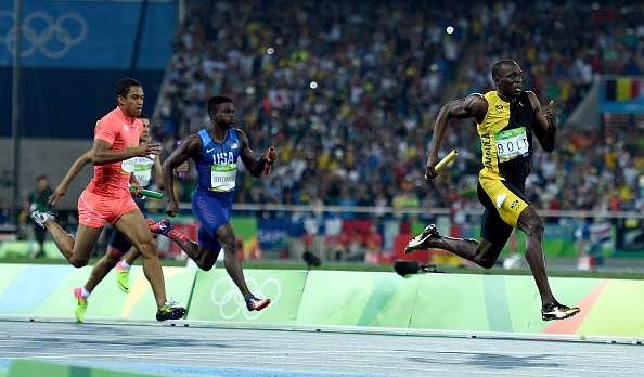 India Tv - Greatest sprinter of all the time Usain Bolt
