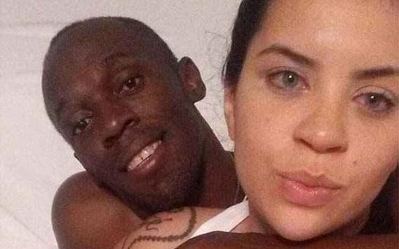 Usain Bolt 'caught in bed' with Brazilian student, pics