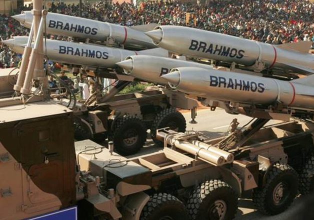 BrahMos supersonic missiles have been deployed in border s