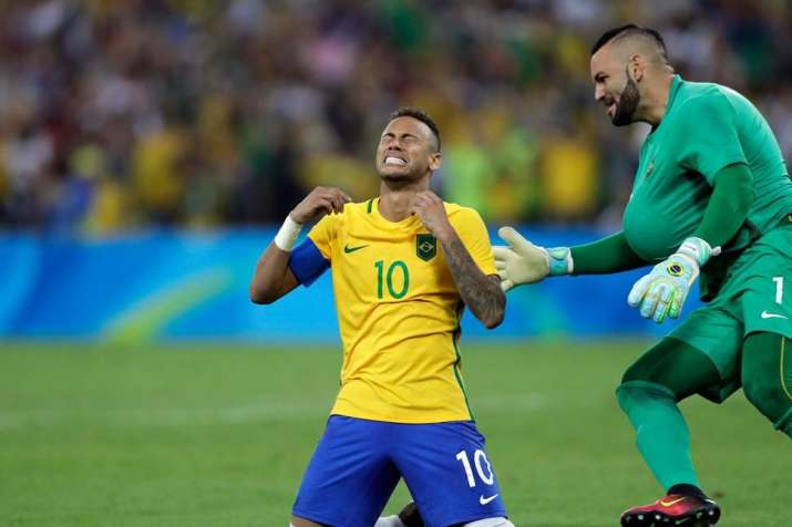 India Tv - Brazil victory