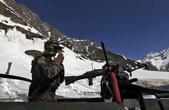 India deploys fighter jets, missiles, drones along