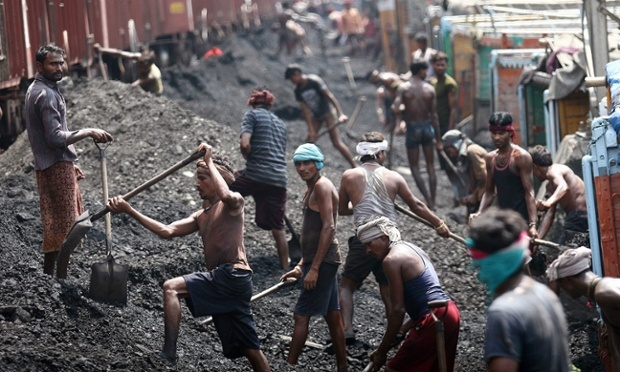 Coal India workers   India TV