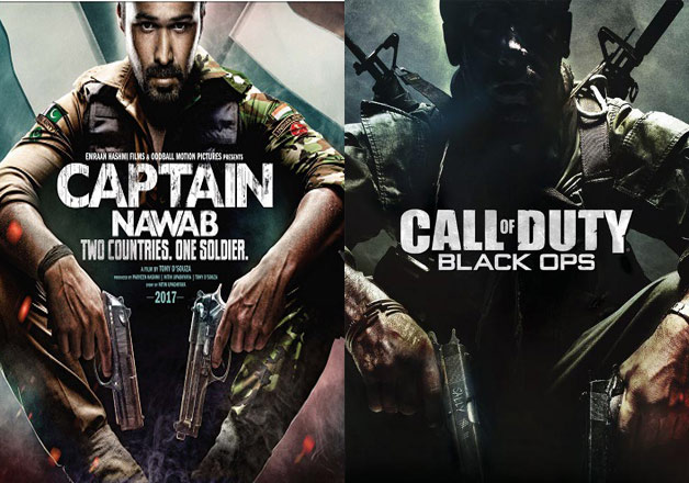 India Tv - First look of Emraan Hashmi's 'Captain Nawab' is copied and we have a proof