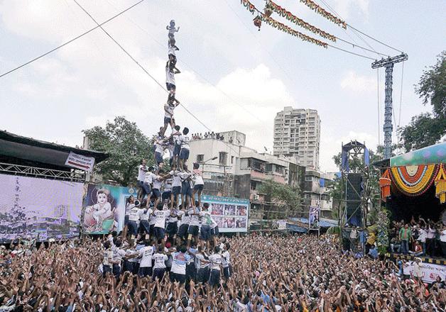 Dahi Handi - India TV