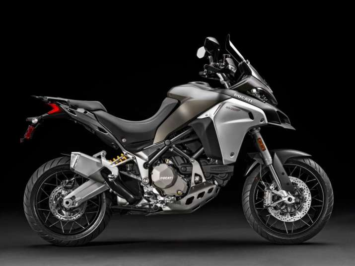 India Tv - Ducati Multistrada Enduro launched in India at INR 17,44,000