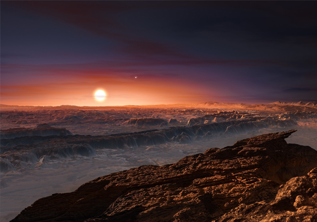 Scientists find Earth-like planet orbiting star closest to