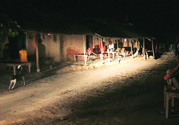 92 pc of villages 'electrified' have houses without