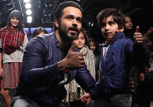 Emraan Hashmi's son Ayaan to follow daddy's footsteps,