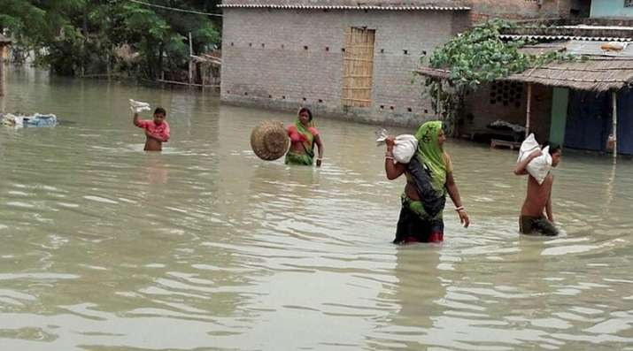 India Tv - flood