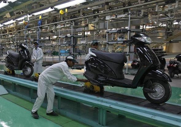 Honda Motorcycle and Scooter India Pvt Ltd