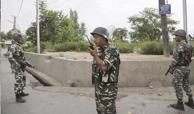 Kashmir Unrest - India TV