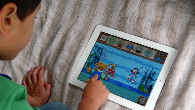 Science says iPads can be as effective as a good sedative