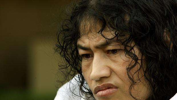 Irom Sharmila   India TV