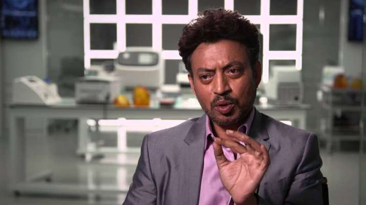 Irrfan Khan awarded with 'Entertainer of the Year'