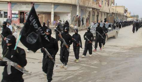 'Terror classes' run by ISIS in India have