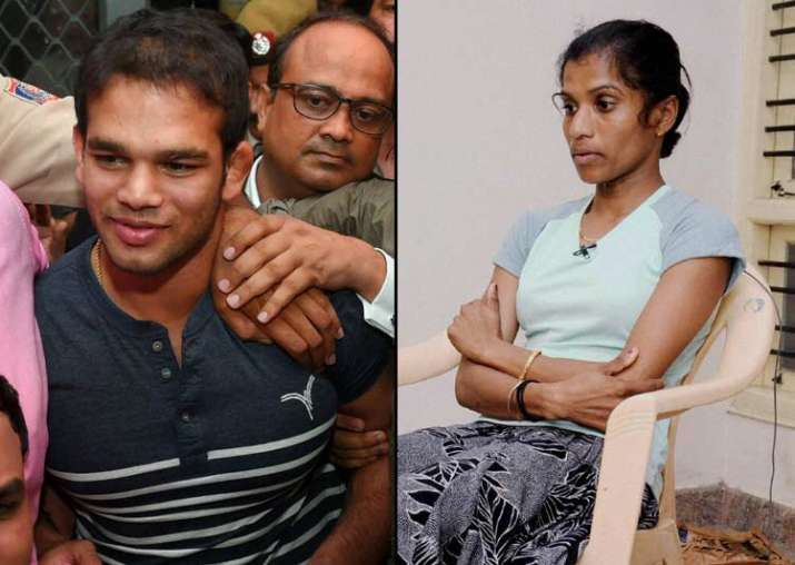 Narsingh Yadav and OP Jaisha