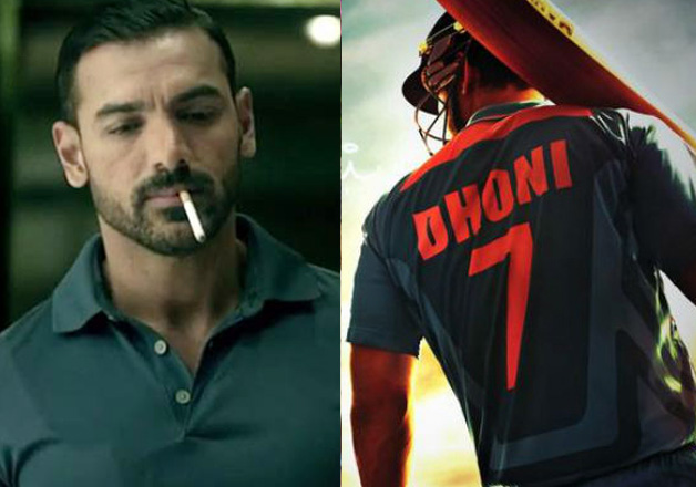 John Abraham in MS Dhoni The Untold Story
