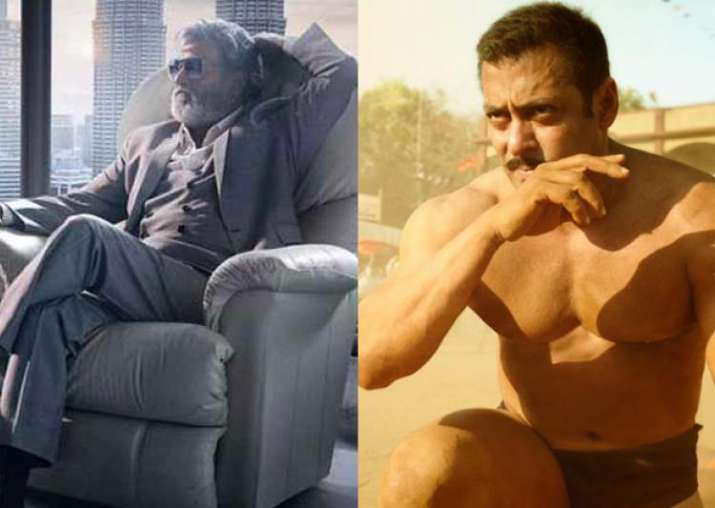 Salman vs Rajinikanth: Has Kabali surpassed Sultan on the