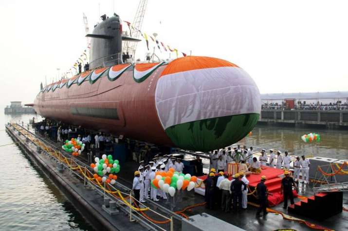 Ex-French naval officer behind Scorpene submarines data