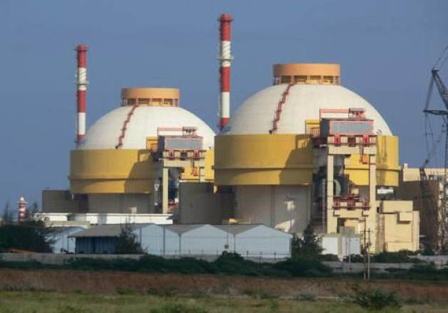 Kudankulam N-power plant - India TV