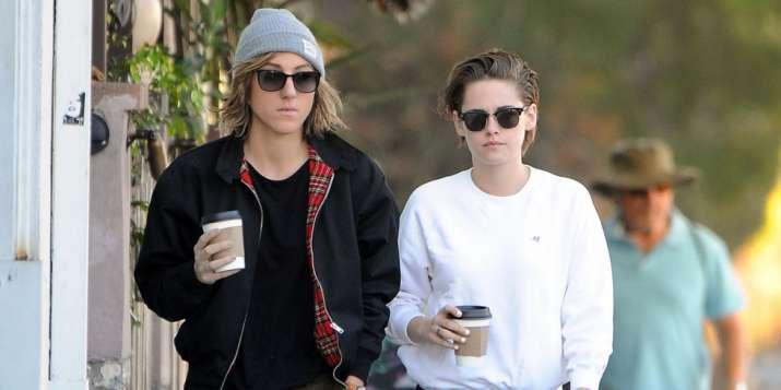 Kristen Stewart pops marriage question to girlfriend Alicia