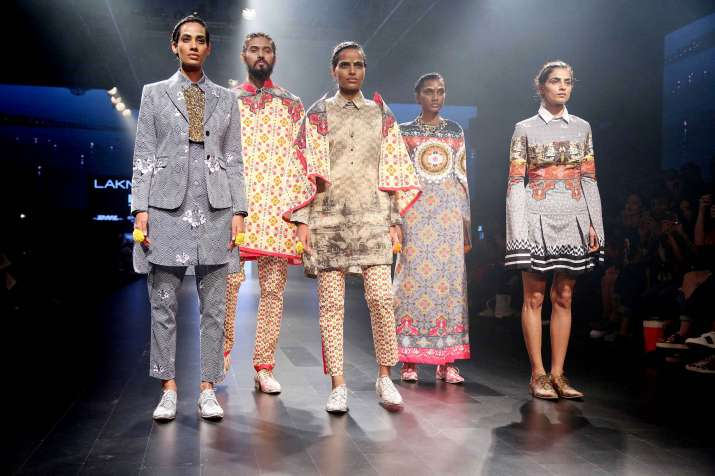Day 4 of Lakme Fashion Week was about vibrancy and