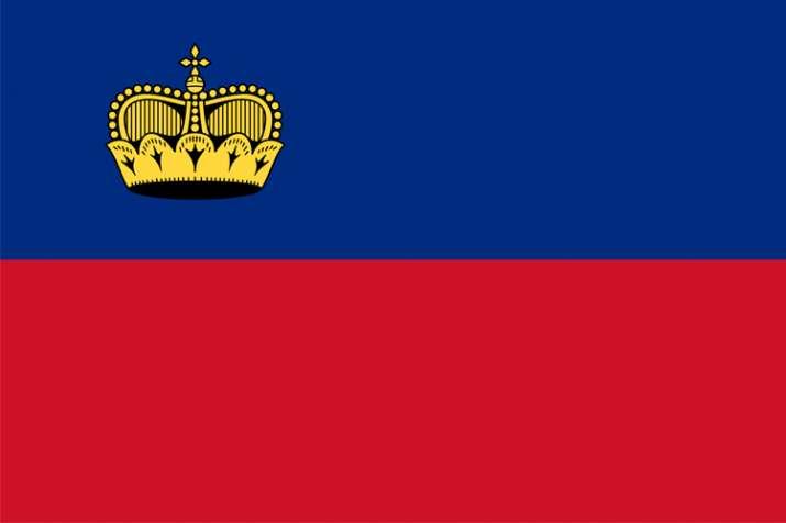 India Tv - Liechtenstein flag