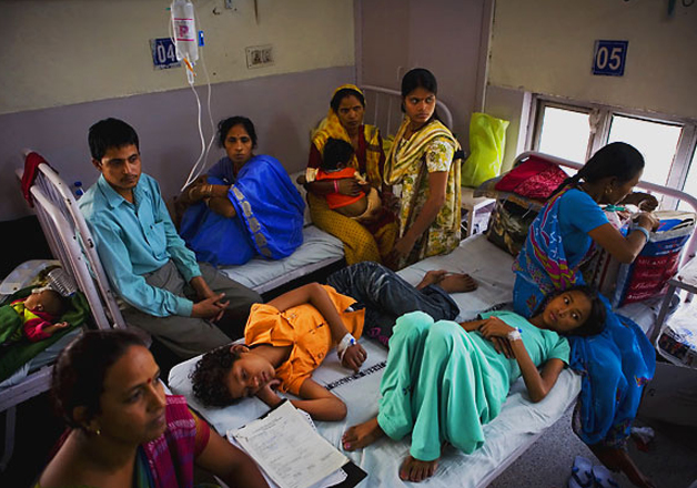 Government to bear healthcare expenses of BPL families