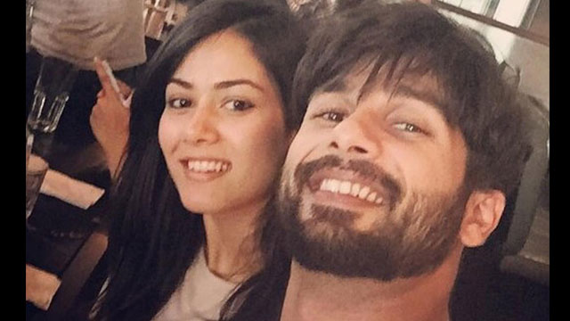 Shahid and Mira welcome their daughter