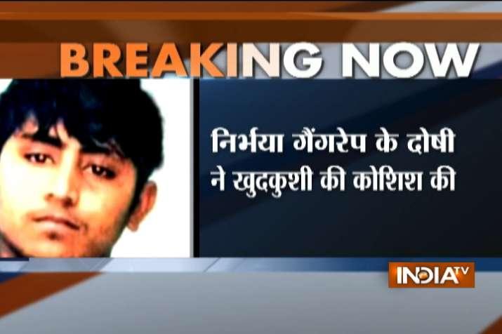 Convict Vinay Shrama