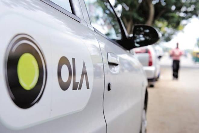 App-based cab service provider Ola