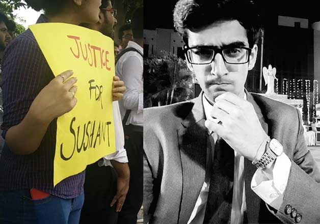 Law student commits suicide