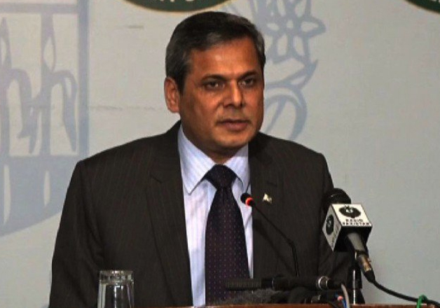 Foreign Office Spokesperson Nafees Zakaria