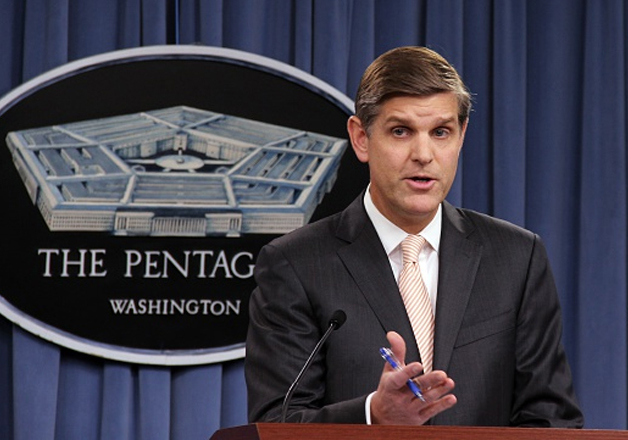 Pentagon Press Secretary Peter Cook