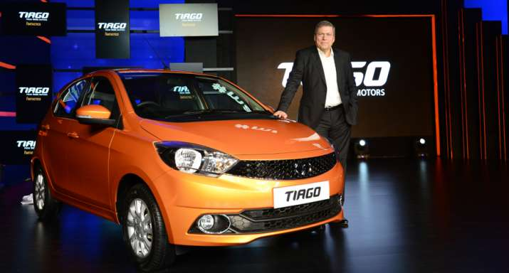 Tata Motors Launches the much awaited Hatchback – TIAGO