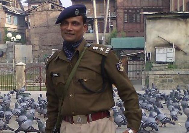 Commanding Officer Pramod Kumar