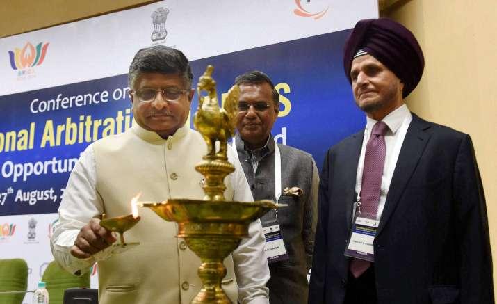 Electronics, IT Minister Ravi Shankar Prasad