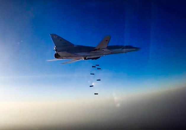 Russia no more using country's airbase for Syria strikes:
