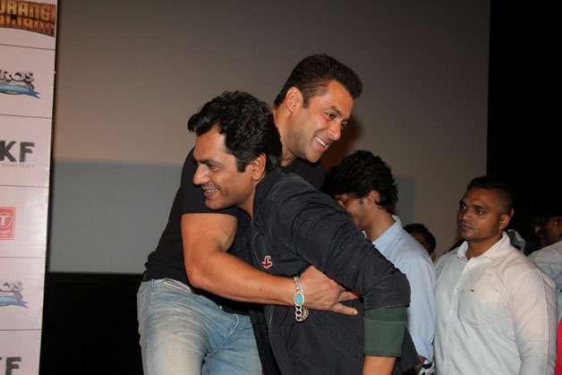 India Tv - Salman Khan with Nawazuddin Siddiqui