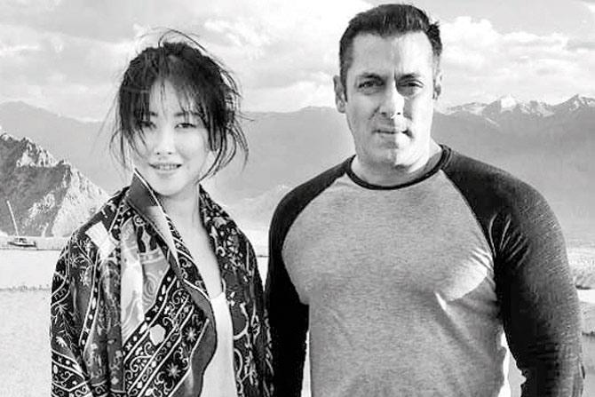 Salman's 'Tubelight' heroine Zhu Zhu
