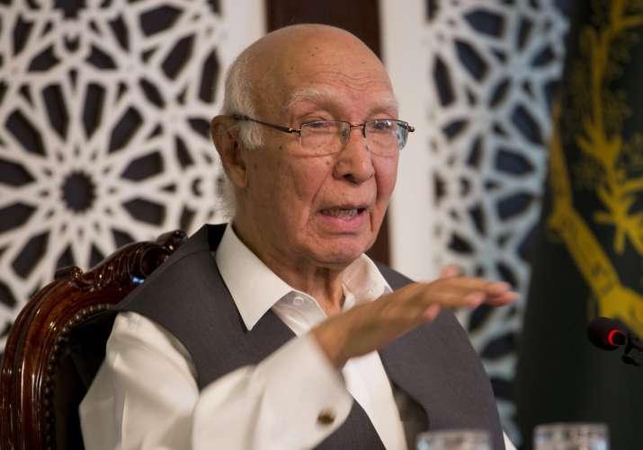 Pakistan Prime Minister Nawaz Sharif's Adviser on Foreign
