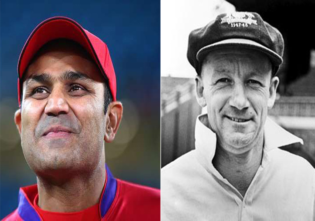 Check out Sehwag's hilarious birthday tweet for Don