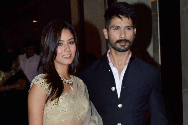 How Shahid is taking care of newly born daughter and wife