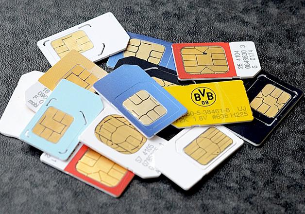 SIm Cards - India TV