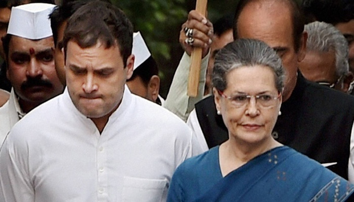 Notice issued to Sonia, Rahul by Delhi court on Swamy's