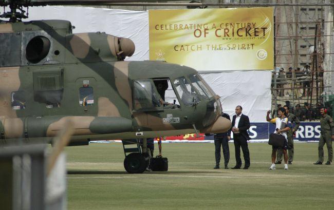 Terrorists involved in 2009 attack on Sri Lankan cricket