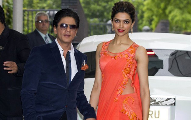 Fourth Film Together Will Deepika Padukone Prove Lucky For Srk Again Bollywood News India Tv