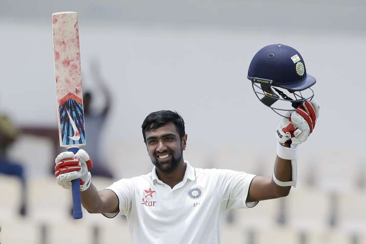 R Ashwin shatters Tendulkar and Sehwag's record in Test