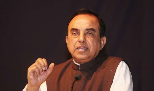 Subramaniam Swamy | India TV